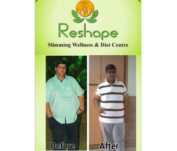 Weight Loss Naman Shah