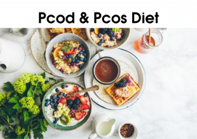 Diet for weight loss in Pcod